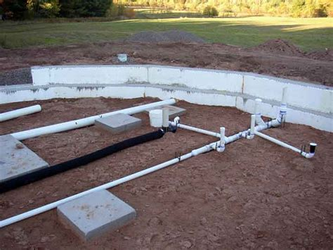 Slab Plumbing In by Plumbing Diagram For House On Concrete Slab Motorcycle
