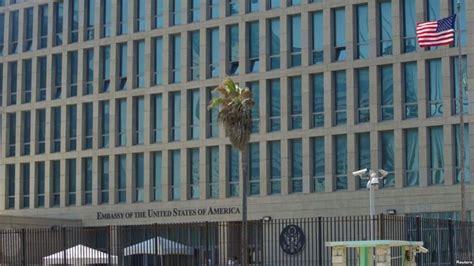 embajada de estados unidos en cuba actualiza preguntas