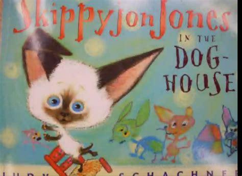 skippyjon jones in the dog house medium books just books read aloud