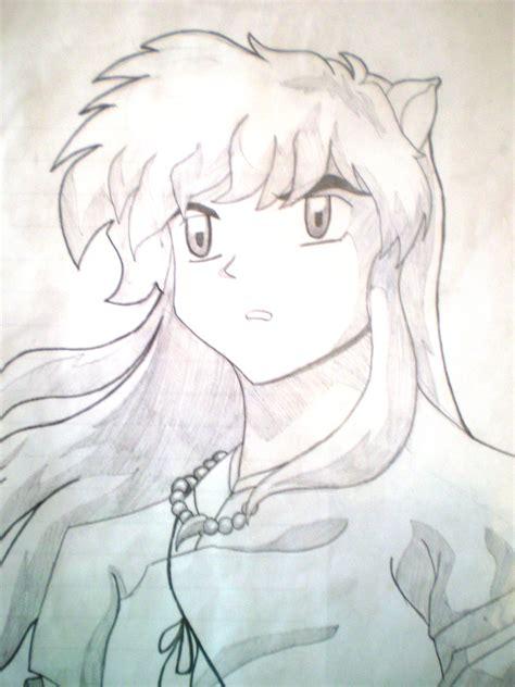 imagenes de inuyasha para dibujar a lapiz mis dibujos a lapiz taringa