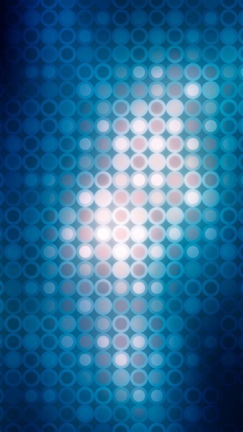 polka dot pattern blue blue polka dot pattern the iphone wallpapers