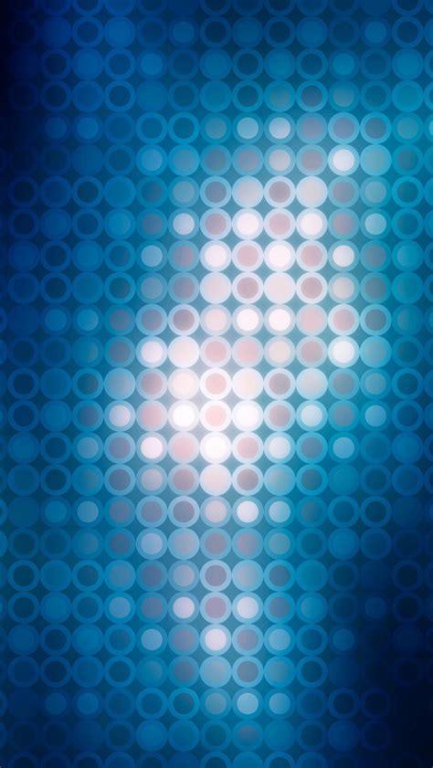 blue pattern iphone wallpaper blue polka dot pattern the iphone wallpapers