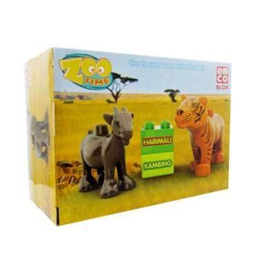 Mainan Block Lego Yoyo 255pcs Mainan Edukatif mainan mobil emco mainan anak perempuan