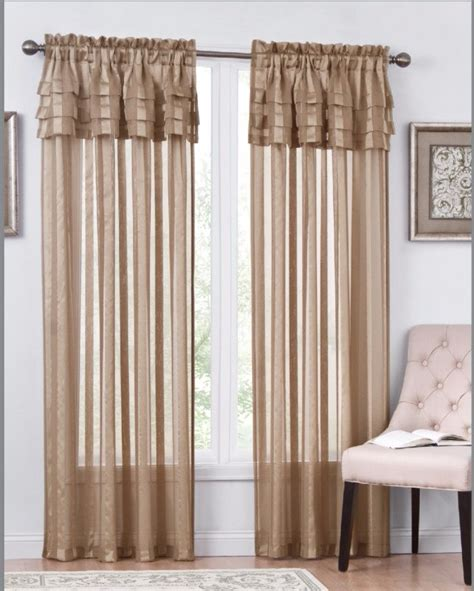 inexpensive sheer curtains hot selling factory 100 polyester cheap soild voile sheer