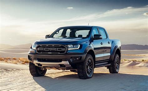 2020 Ford Ranger by 2020 Ford Ranger Raptor News Design Engines Price