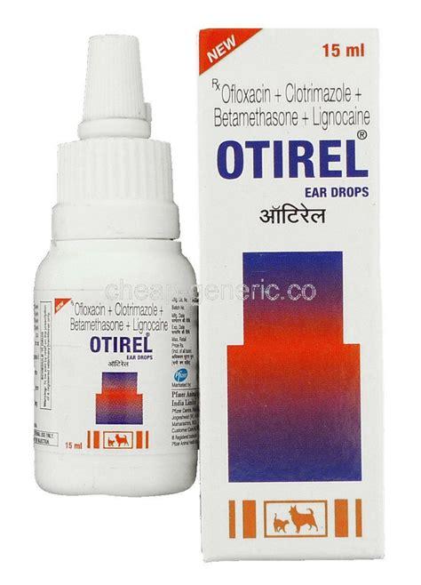 Obat Tetes Telinga Tarivid Otic buy cheap otirel ofloxacin clotrimazole