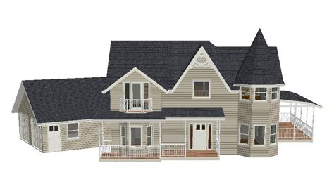 3d house drawing pennco homes home construction nelson bc