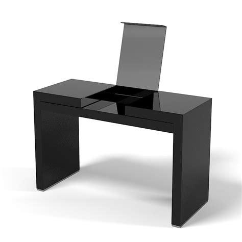 Modern Vanity Desk 3d Max Reflex Avantgarde Cscrittoio