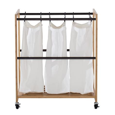 3 bag laundry organize your laundry room with ecostorage 3 bag