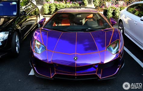 lamborghini aventador dragon edition purple lamborghini aventador lp700 4 lb performance nasser