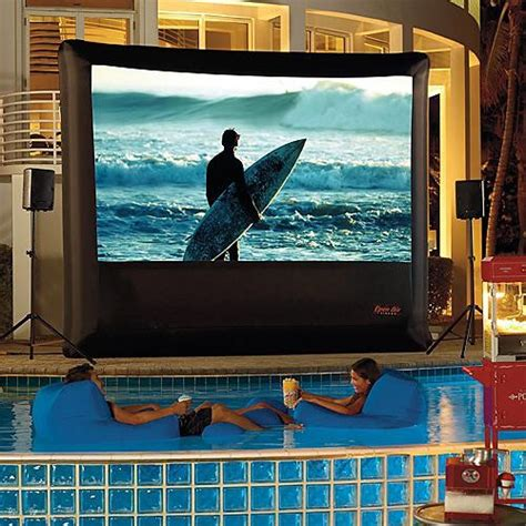 outdoor theater system with playstation 3 12