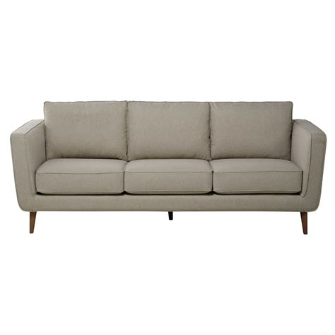 4 seater fabric sofa 3 4 seater lemans fabric sofa in heather beige nils