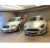 Aston Martin DB9 Vs Bentley Continental GT  YouTube