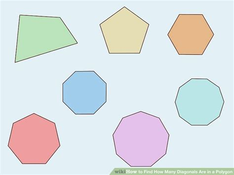 How Many Search How To Find How Many Diagonals Are In A Polygon 11 Steps