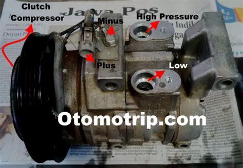 Oli Kompresor Khusus fungsi komponen dan cara kerja sistem ac mobil otomotrip