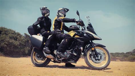 Suzuki Motorrad Youtube by Suzuki V Strom 650 Und V Strom 650xt Suzuki Motorrad