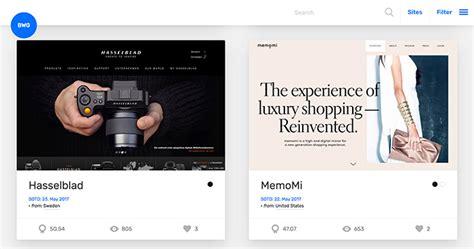 best homepage design inspiration best web design inspiration websites alternatives to pinterest