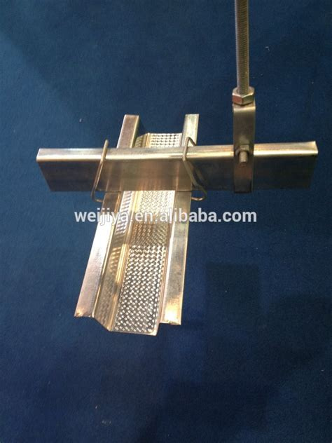 Ceiling Metal Furring by Metal Channels For Suspended Ceiling Metal Furring Channel