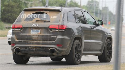 700 hp jeep hellcat 700 hp jeep grand cherokee trackhawk may debut in april