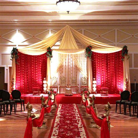 Wedding Decor Vaughan Wedding Mandap Toronto Hindu Wedding Decoration For