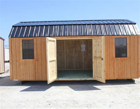 24 X 24 Shed by Carports Barns Garages And Sheds Factory Direct