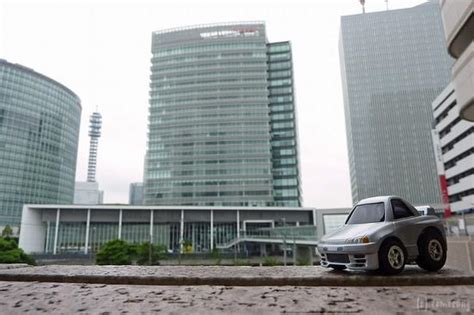 日産グローバル本社ギャラリー picture of nissan global headquarters