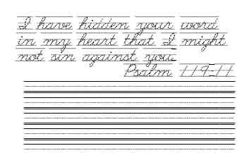 printable joined up handwriting worksheets free printable bible verses for handwriting and copywork