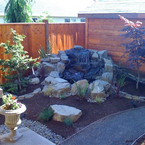 best 25 small water features ideas on garden