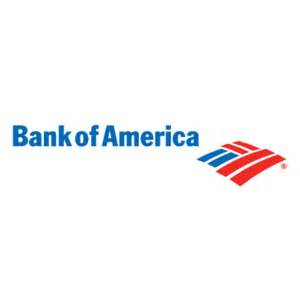 bank of america 130 logo vector logo of bank of america