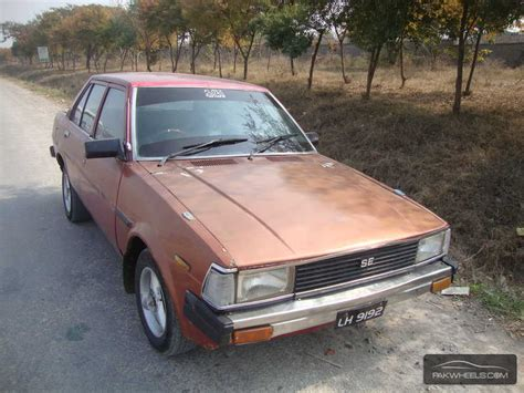 1980 Toyota Corolla For Sale Used Toyota Corolla Dx Saloon 1980 Car For Sale In
