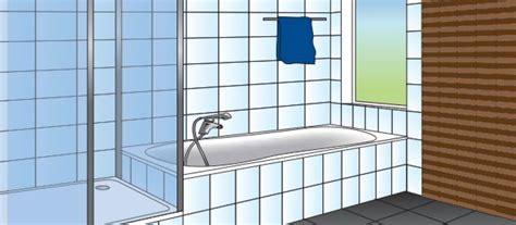 dusche einbauen dusche und badewanne selbst einbauen praktiker marktplatz