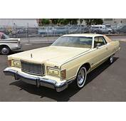 1976 Mercury Grand Marquis  Information And Photos