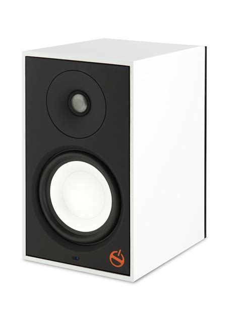 paradigm shift a2 fully powered bookshelf speaker single