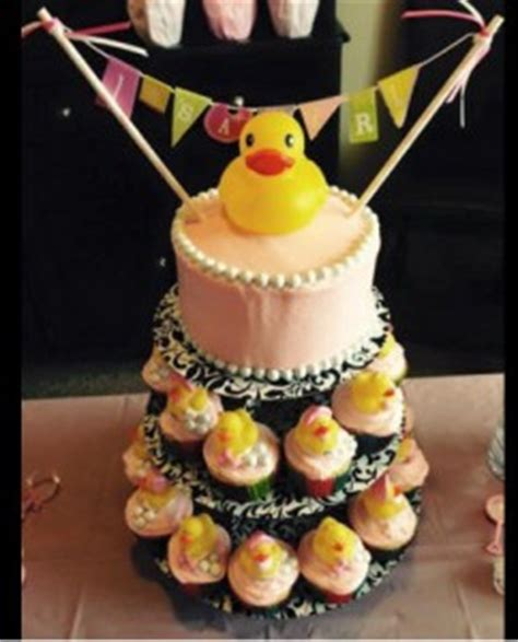 Pink Rubber Duck Baby Shower Decorations by Amazing Rubber Ducky Baby Shower Supplies Ideas