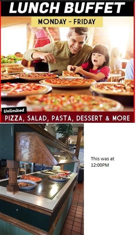 pizza hut buffet prices pizza hut lunch buffet expectationvsreality
