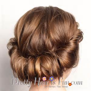 updos with tutorials collections