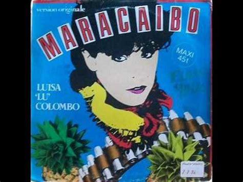 testo maracaibo maracaibo lu colombo musica e