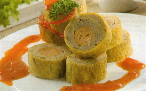 resep rolade ayam hidangan favorit keluarga okezone
