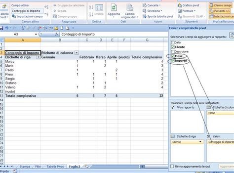 how do you create a pivot table in excel excel easy excel facile how to create a pivot table in
