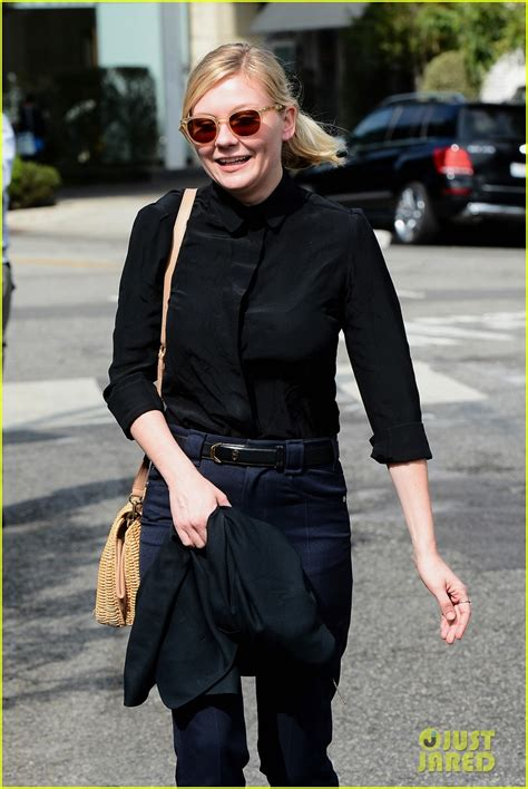 New For Kirsten Dunst Needed by Kirsten Dunst Struts Way To Lunch Photo 3786240