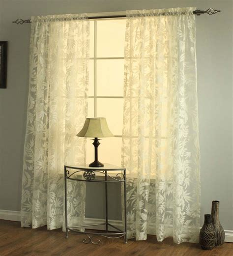 different window treatments interior design rod pocket sheers