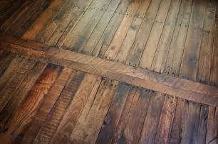 Rustic Birch Kitchen Cabinets - pallet wood flooring icreatived