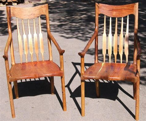 Mesquite Dining Chairs By Scott Shangraw Lumberjocks Mesquite Dining Chairs