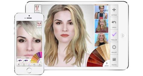 hairstyles makeover app must have apps to beautify your pictures