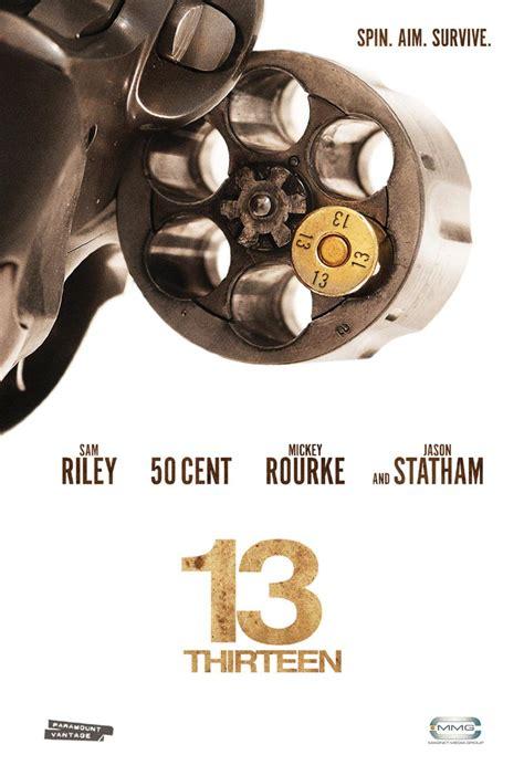 xiii film jason statham quot 13 quot movie poster filmofilia