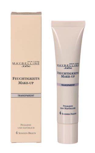 Make Up Maybelline Indonesia preisvergleich maybelline new york feuchtigkeits make up 04 sonnen braun grundierung vazoo