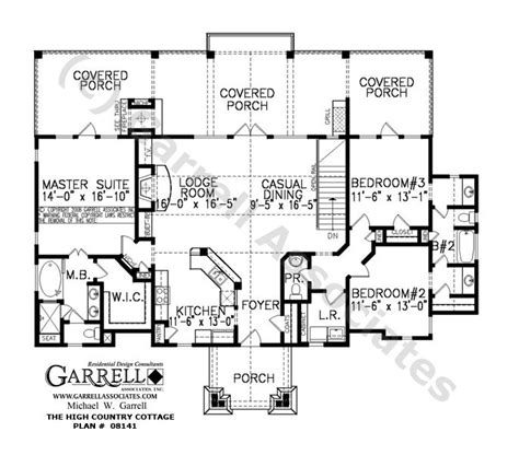 english cottage floor plans english cottage floor plans high country cottage plan