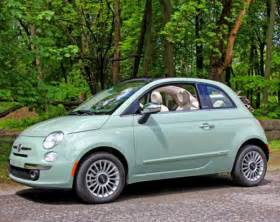 Fiat 500c Green Cars On Fiat 500 Fiat 500 Pop And New Age
