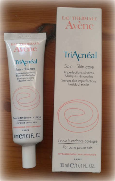 Avene Triacneal Skin Care floweryfloral avene triacneal review