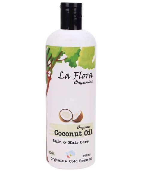 skin coconut organic coconut skin hair care la flora organics